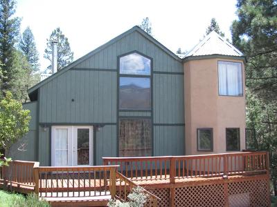 Ruidoso NM Single Family Home For Sale: $219,900