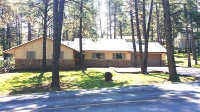 Ruidoso NM Single Family Home For Sale: $295,000