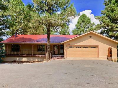 Ruidoso NM Single Family Home For Sale: $365,000