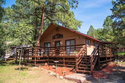 Ruidoso NM Single Family Home For Sale: $169,000
