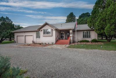 Single Family Home For Sale: 100 Quail Run Ln #2