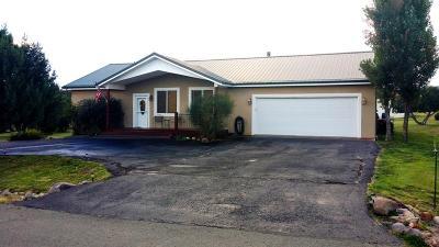 Single Family Home For Sale: 243 Saddleback Rd #8
