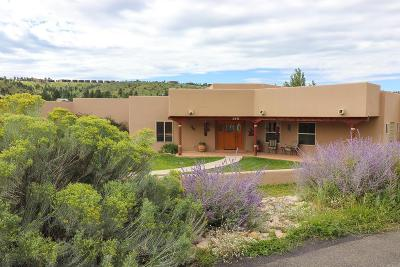 Single Family Home For Sale: 149 Saddleback Rd