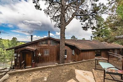 Single Family Home For Sale: 216 Yellow Pine #V