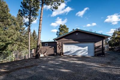Single Family Home For Sale: 337 Alpine Village Rd #11