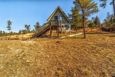 Single Family Home For Sale: 556 Gavilan Canyon Rd #1