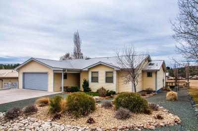 Single Family Home For Sale: 411 Barcus Rd