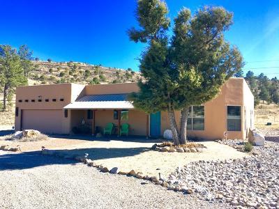Single Family Home For Sale: 216 Saddleback Rd #9