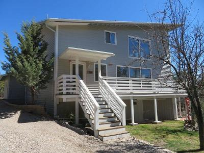 Single Family Home For Sale: 208 Alpine Meadows Trl