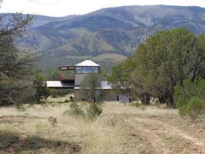 Single Family Home For Sale: 212 Richardson Canyon