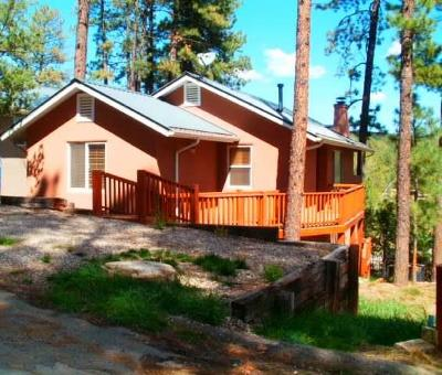 Ruidoso NM Single Family Home For Sale: $194,500