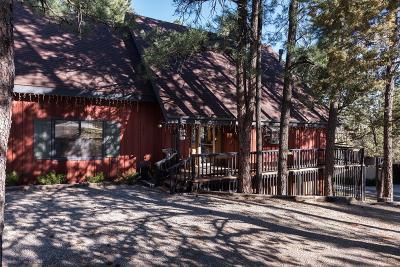 Single Family Home For Sale: 103 Pinehurst Rd #3