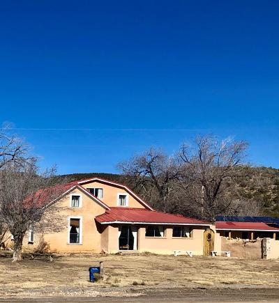 Single Family Home For Sale: 965 White Oaks Rd