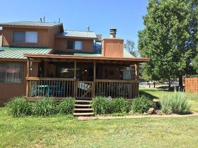 Ruidoso NM Condo/Townhouse For Sale: $159,000