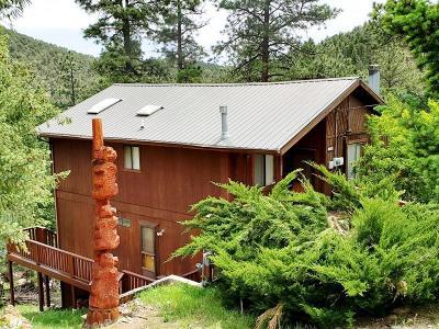 Ruidoso NM Single Family Home For Sale: $325,000