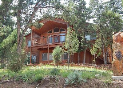 Single Family Home For Sale: 306 Coconino Ln