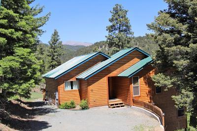 Ruidoso NM Single Family Home For Sale: $367,000