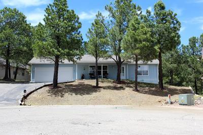 Ruidoso NM Single Family Home For Sale: $269,000