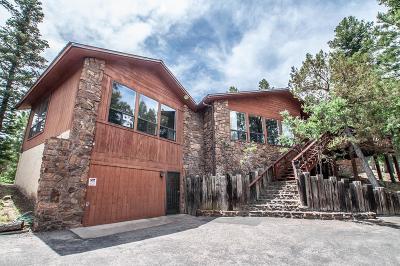 Single Family Home For Sale: 205 Oak Grove Pl