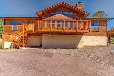 Single Family Home For Sale: 100 Jemez Rd