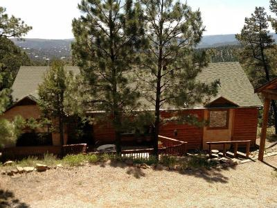 Single Family Home For Sale: 200 Telluride Trail