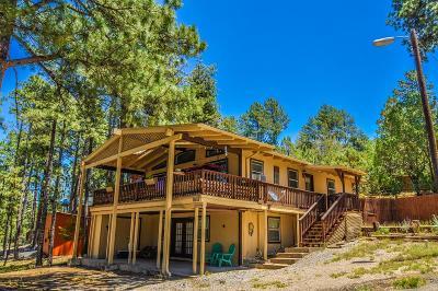 Single Family Home For Sale: 110 Reservoir Rd