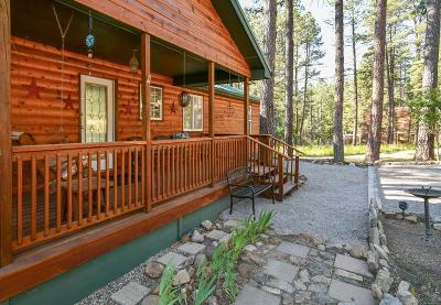 Ruidoso NM Single Family Home For Sale: $275,000