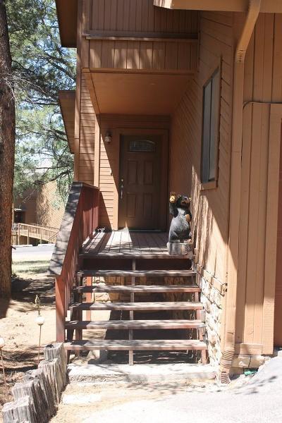 Ruidoso NM Condo/Townhouse For Sale: $255,000