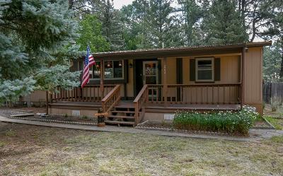 Ruidoso NM Manufactured Home For Sale: $142,400