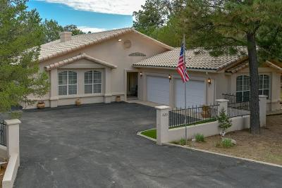Ruidoso NM Single Family Home For Sale: $425,000