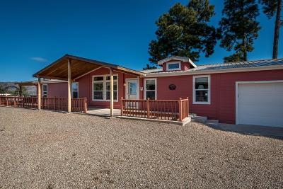 Ruidoso NM Single Family Home For Sale: $255,000
