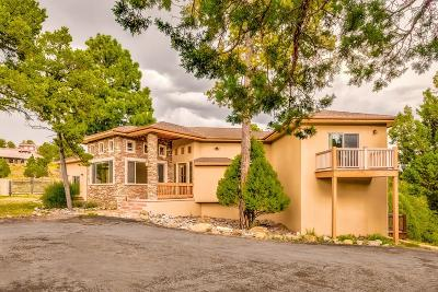 Ruidoso NM Single Family Home For Sale: $849,700