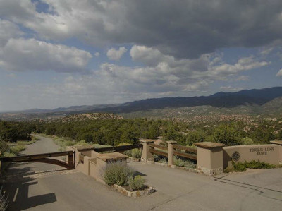 Santa Fe Residential Lots & Land For Sale: Tesuque Ridge Ranch, Lot 4
