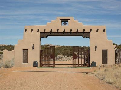 Santa Fe Single Family Home For Sale: 12 Avenida De Rey
