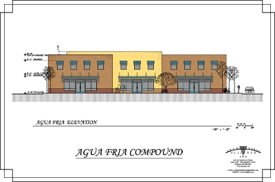 Commercial Lots & Land For Sale: 2700 Agua Fria