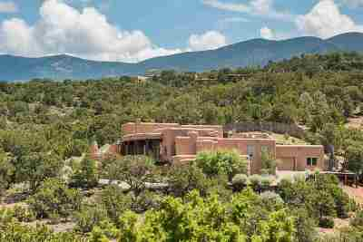 Santa Fe Single Family Home For Sale: 1062 Sierra Del Norte