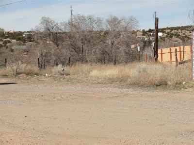 Santa Fe Residential Lots & Land For Sale: 1705 Agua Fria #Lot B-1