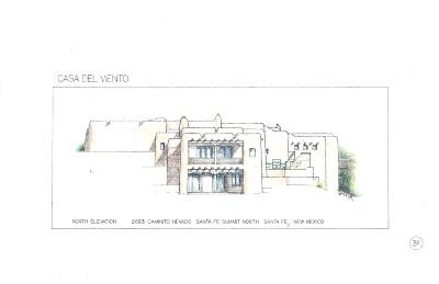 Santa Fe Single Family Home For Sale: 2683 Caminito Nevado