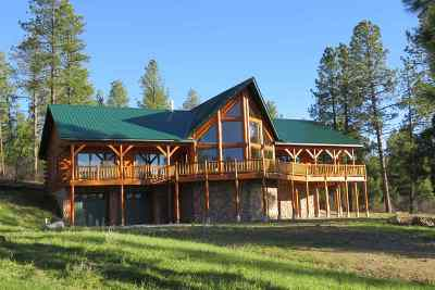 Rio Arriba County Single Family Home For Sale: Landings At Chama