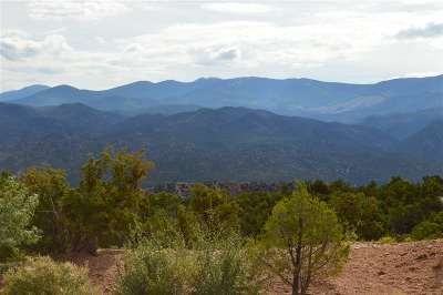 Santa Fe Residential Lots & Land For Sale: 3352 Monte Sereno Dr, Lot 88