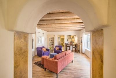 Santa Fe Single Family Home For Sale: 851 B E Palace Avenue