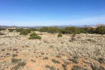 Santa Fe NM Residential Lots & Land For Sale: $99,900