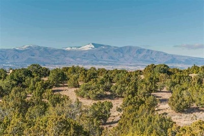 Santa Fe NM Residential Lots & Land For Sale: $109,000