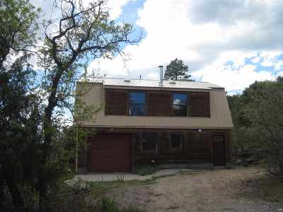 Chama Single Family Home For Sale: Lot14 U 1 Brazos Estates #Brazos E