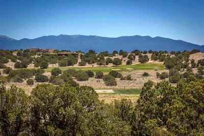 Santa Fe NM Residential Lots & Land For Sale: $395,000