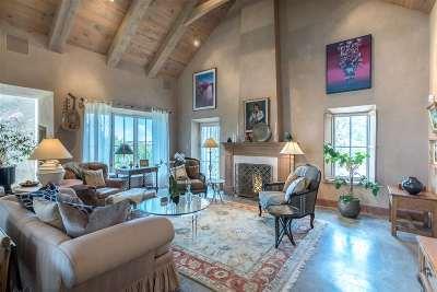 Santa Fe Single Family Home For Sale: 11 Running Horse Trail