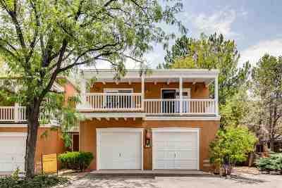 Santa Fe Condo/Townhouse For Sale: 624 E Alameda #15