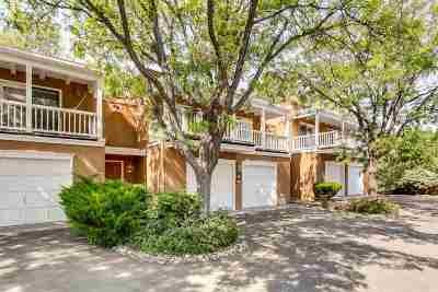 Santa Fe Condo/Townhouse For Sale: 624 E Alameda #16