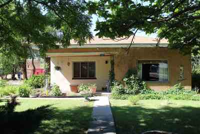 Espanola Single Family Home For Sale: 610 S Riverside Drive