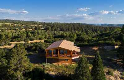 Rio Arriba County Single Family Home For Sale: 10 Larkspur
